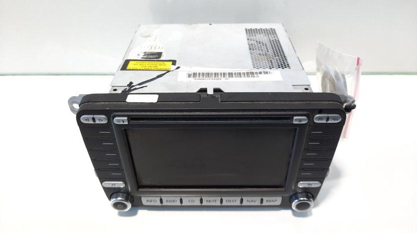 Radio CD cu navigatie, cod 1K0035198B, VW Passat (3C2) (id:395744)