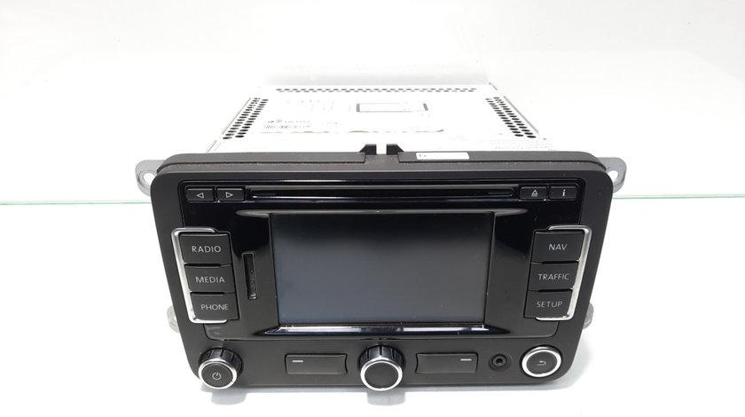 Radio CD cu navigatie, cod 3C0035279G, Vw Passat CC (357) (id:461897)