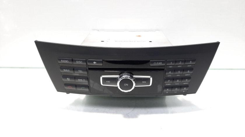 Radio CD cu navigatie, cod A2049004406, Mercedes Clasa C (W204) (idi:468780)