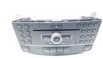 Radio cd cu navigatie, cod A2049060902, Mercedes C...