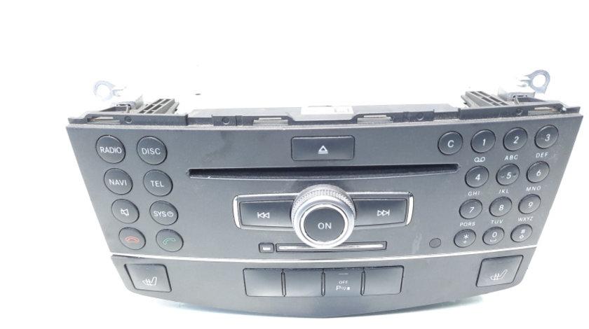 Radio cd cu navigatie, cod A2049060902, Mercedes Clasa C T-Model (S204) (id:483982)