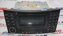 Radio CD cu Navigatie Mercedes E-CLASS W211 cod: A...
