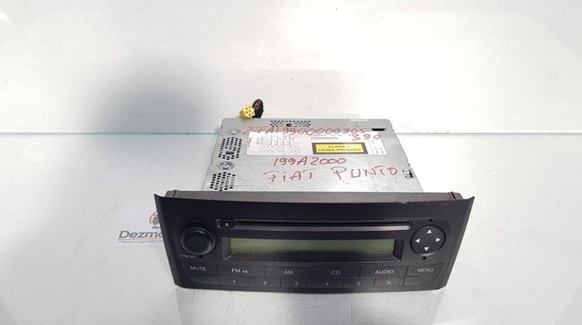 Radio cd, Fiat Punto, Grande Punto (199) cod 9184538751 (id:360586)