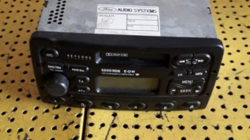 Radio CD Ford Focus (1998-2004) 1.8 TDDI 98AP18K876BC