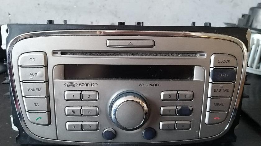 Radio cd ford focus 2 facelift 8m5t18c815ac