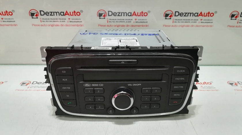 Radio cd, Ford Focus 2 Sedan (DA)