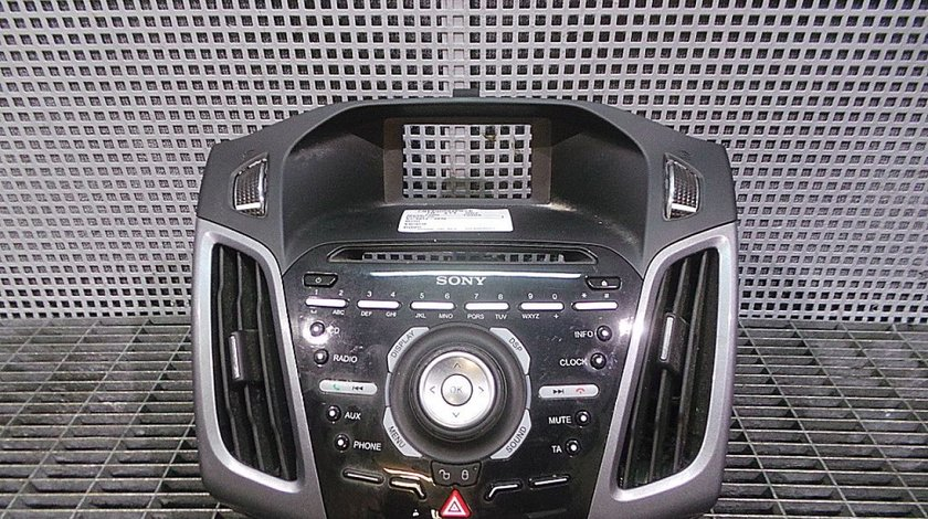 RADIO CD FORD FOCUS FOCUS - (2011 2015)