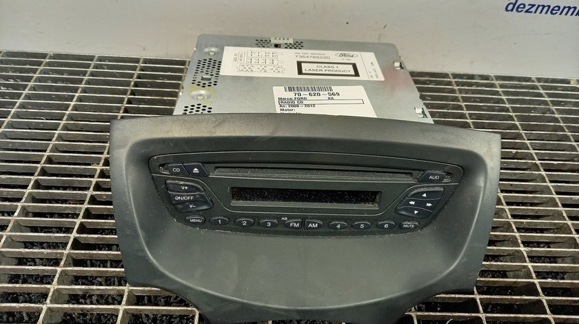 RADIO CD FORD KA KA - (2008 2012)