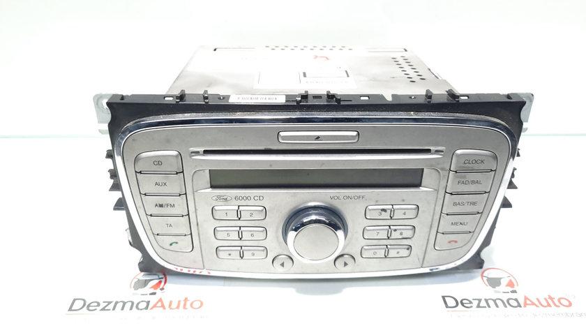 Radio cd, Ford Mondeo 4 [Fabr 2007-2015] 8S7T-18C815-AA (id:447070)