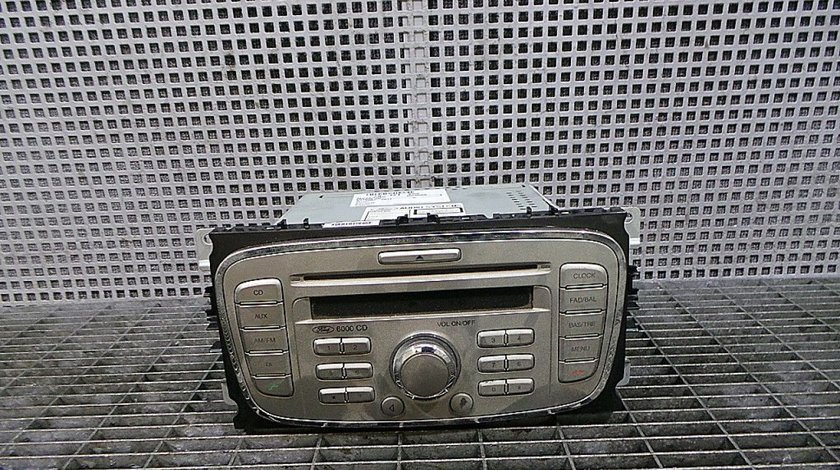 RADIO CD FORD MONDEO MONDEO - (2007 2014)