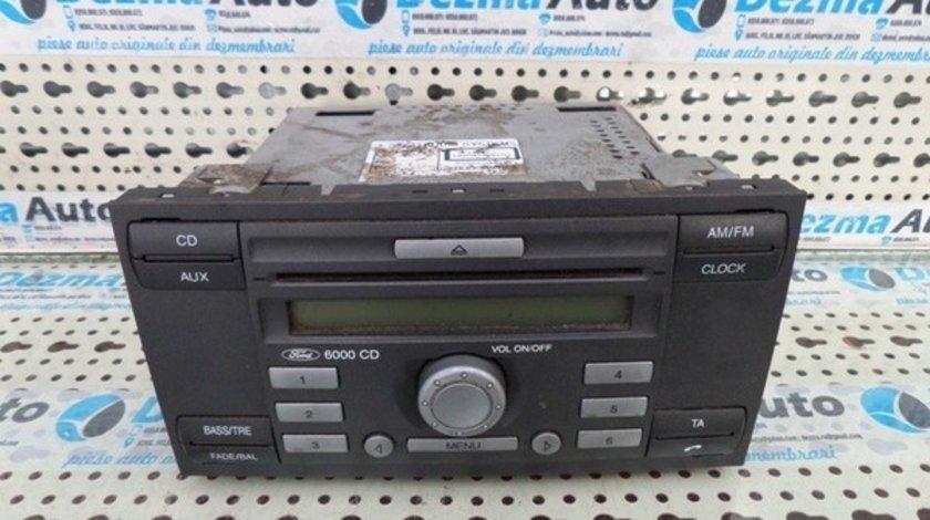 Radio cd Ford Tourneo Connect, 2002-In prezent