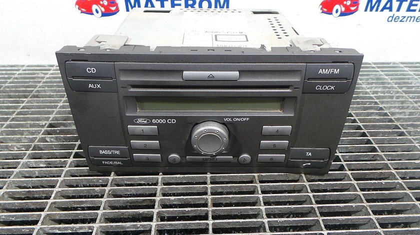 RADIO CD FORD TRANSIT TRANSIT - (2006 2014)