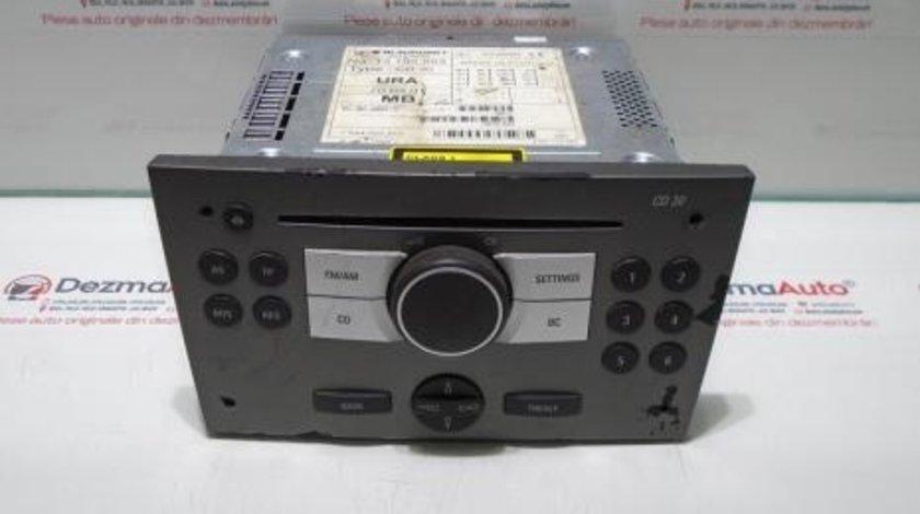Radio cd GM13190853, Opel Corsa C