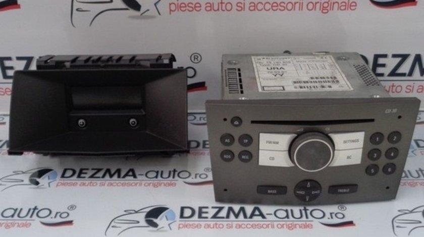 Radio cd, GM13190856, Opel Astra H 2004-2008 (id:211447)