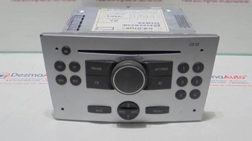 Radio cd, GM13190857, Opel Astra H
