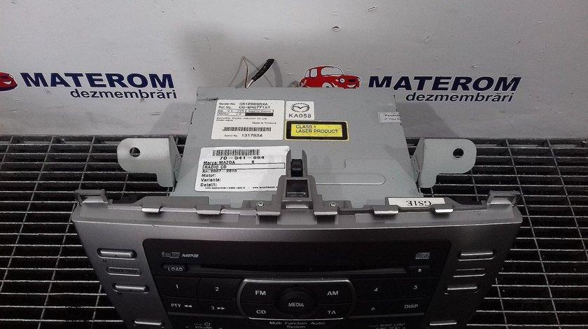 RADIO CD MAZDA 6 6 - (2007 2012)