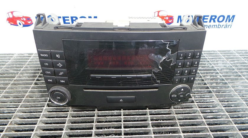 RADIO CD MERCEDES A-CLASS A-CLASS - (2004 2012)