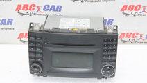 Radio CD Mercedes A-Class W169 cod: A1699002000 20...