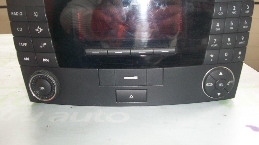 Radio CD Mercedes Benz E (W211) 1.8