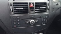 Radio cd mercedes c class c200 w204