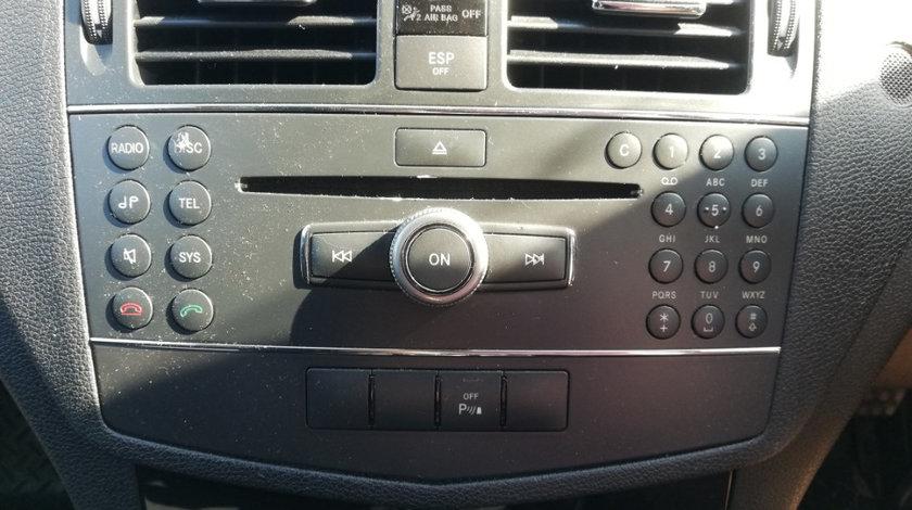 RADIO CD MERCEDES C-CLASS W204