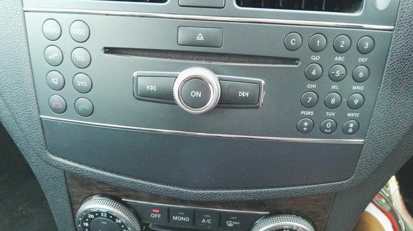 Radio cd Mercedes C class W204