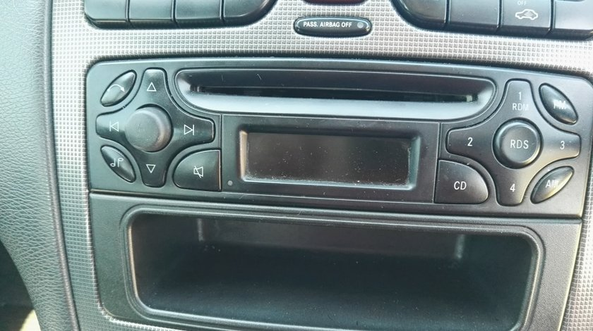 RADIO CD MERCEDES C220 CDI W203