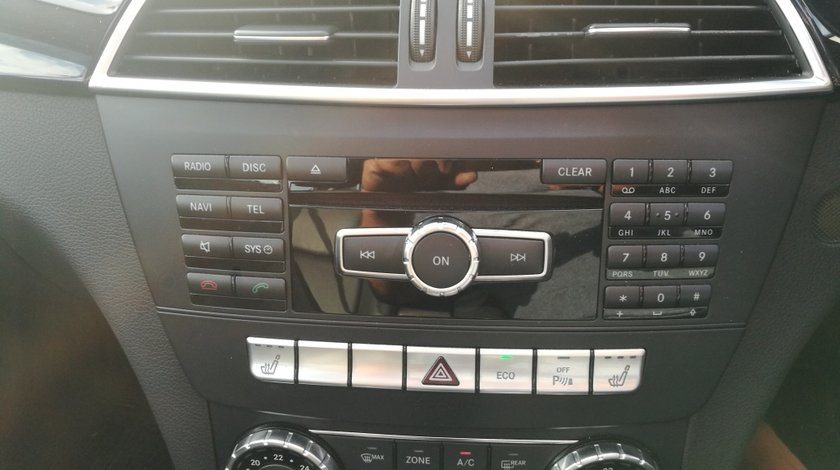 Radio cd Mercedes C220 cdi w204 facelift navigatie