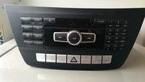 Radio CD Mercedes C220 CDI w204 facelift a20490035...