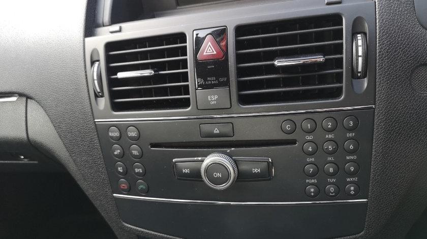 Radio cd Mercedes c220 cdi w204