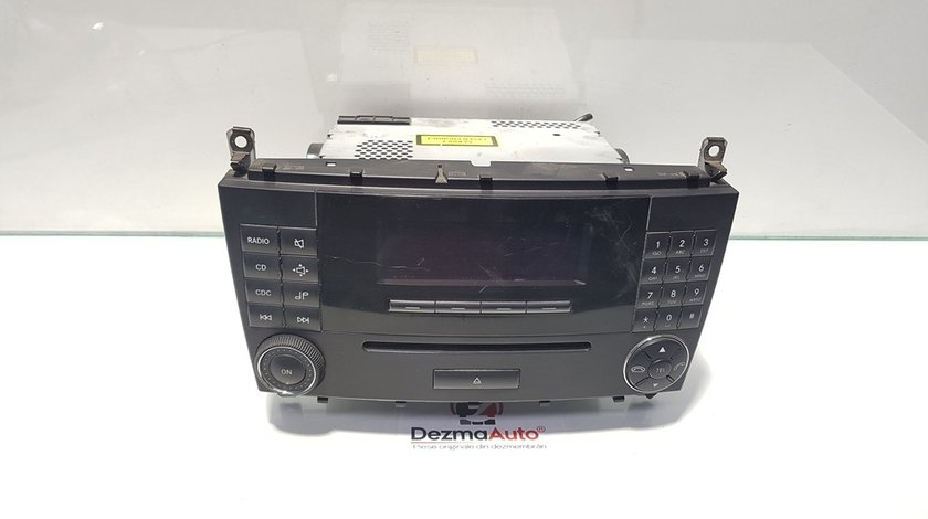 Radio cd, Mercedes Clasa C T-Model (S203), A2038703689