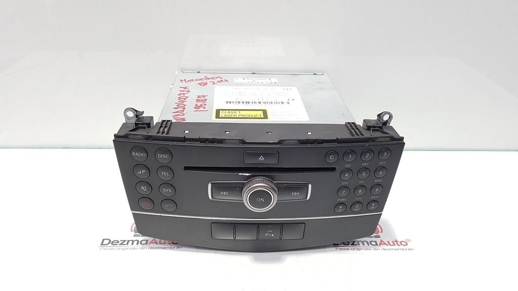 Radio cd, Mercedes Clasa C (W204) cod A2049060202 (id:369634)