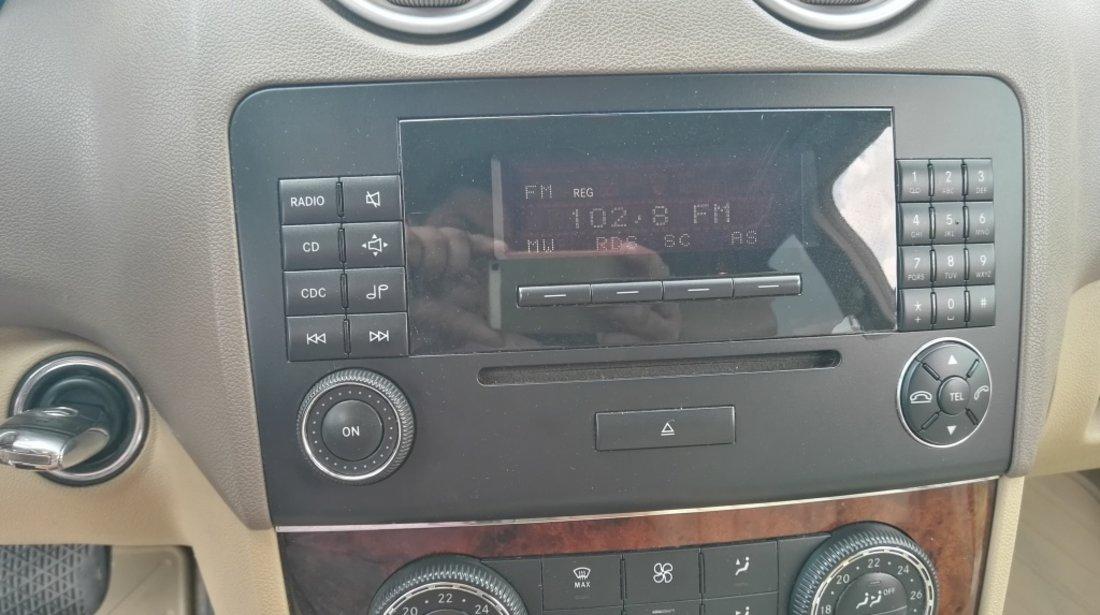 Radio cd Mercedes ML W164 motor 3.0 Diesel