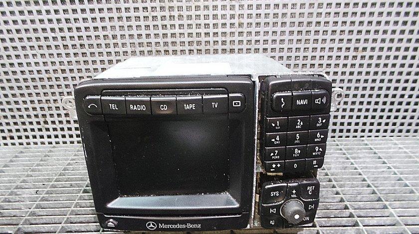 RADIO CD MERCEDES S-CLASS S-CLASS - (1998 2005)
