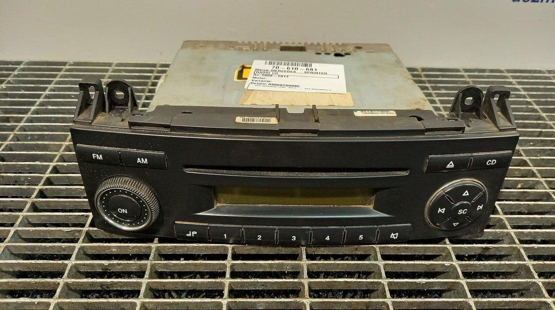 RADIO CD MERCEDES SPRINTER SPRINTER - (2006 2014)