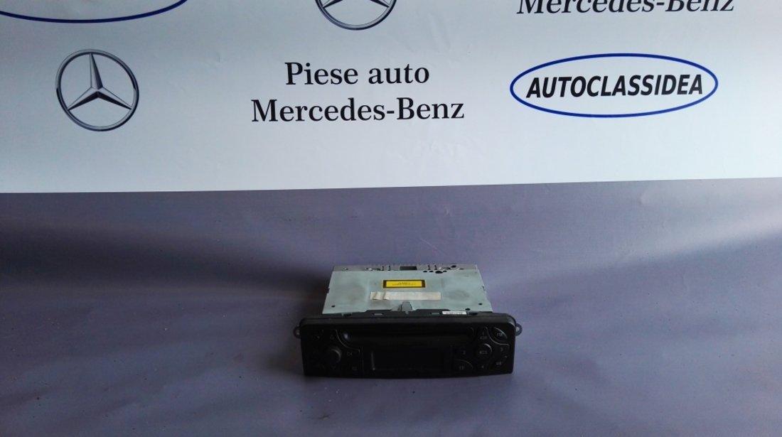 Radio cd Mercedes W203 A2038202286