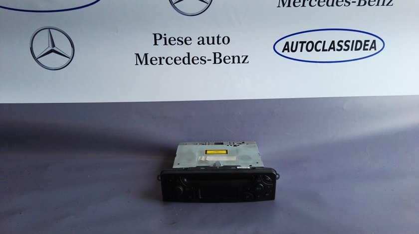 Radio cd Mercedes W203 A2038202286