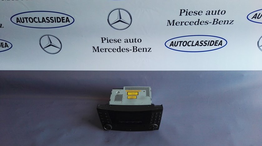 Radio cd mercedes w211,w219 A2118209889