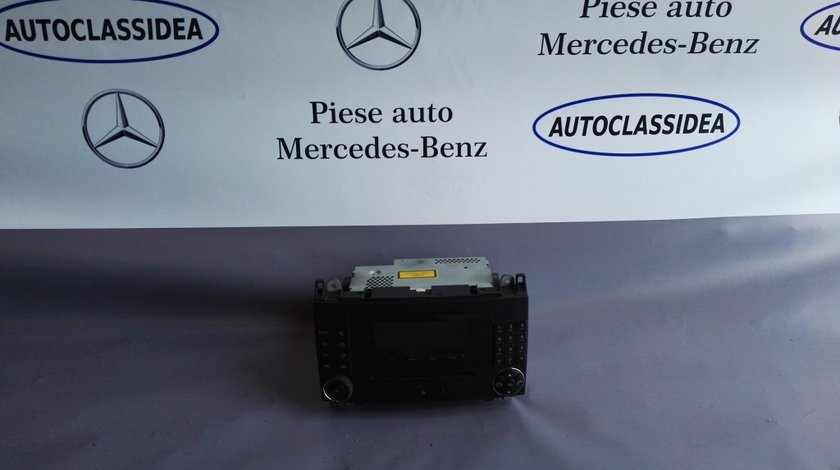 Radio cd mercedes w245,w169 A1698700289