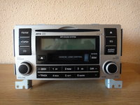 Radio cd mp3 OEM hyundai santa fe 2din 2006-2012
