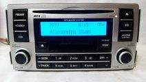 Radio cd mp3 OEM hyundai santa fe 2din 2006-2012