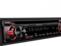 Radio CD/MP3 Player Kenwood KDC-3657SD