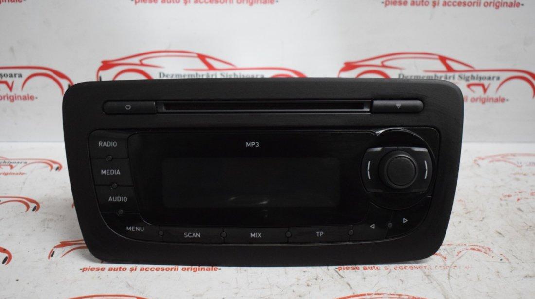 Radio Cd Mp3 player Seat Ibiza 2010 348