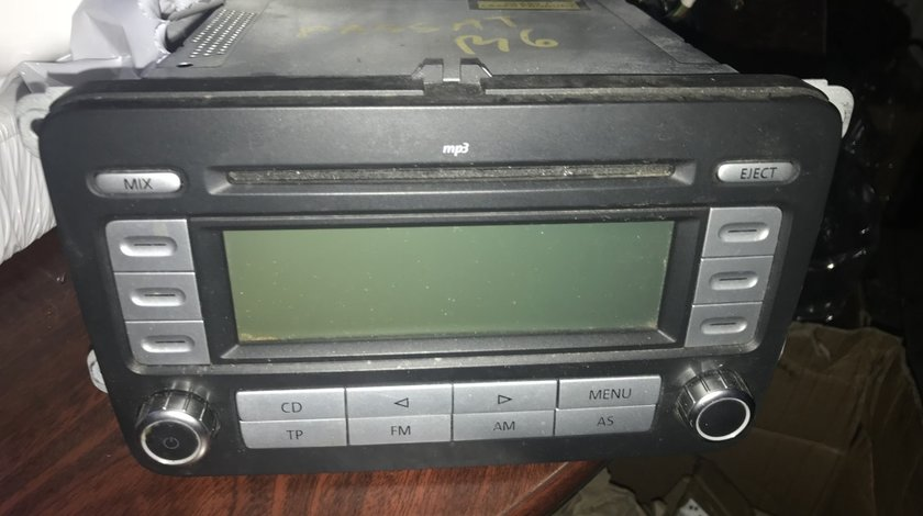 Radio cd mp3 VW Passat B6 2007