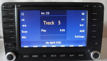 Radio Cd Navigatie OEM Mfd2 DvD Volkswagen Skoda S...