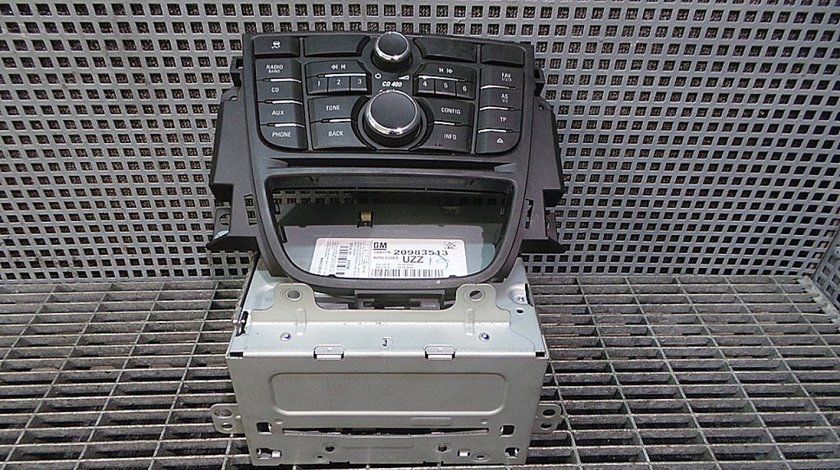 RADIO CD OPEL ASTRA J --- (2009 - 2012)
