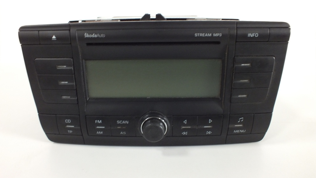 Radio Cd original Skoda Octavia 2