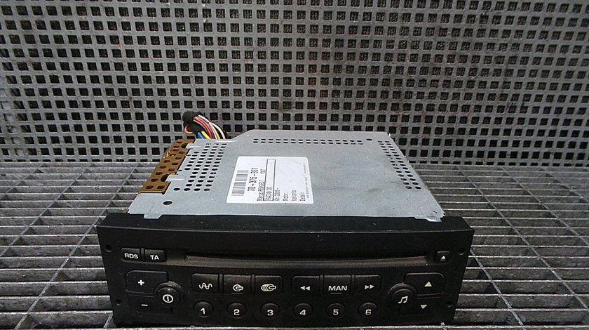 RADIO CD PEUGEOT 1007 1007 - (2005 None)