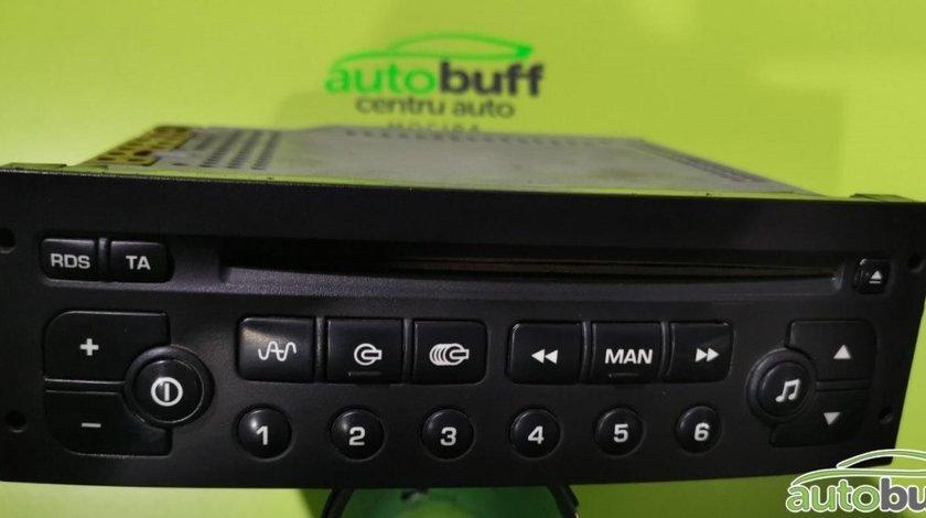 Radio CD Peugeot 206 (1998-2008 ) orice motorizare 96489417XT PSARCD100-01 VDO