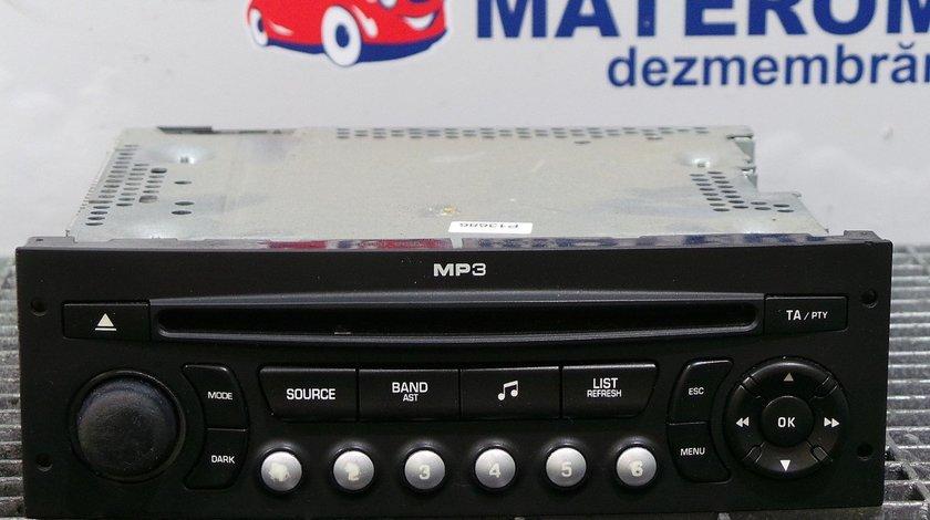 RADIO CD PEUGEOT 207 207 - (2006 2009)